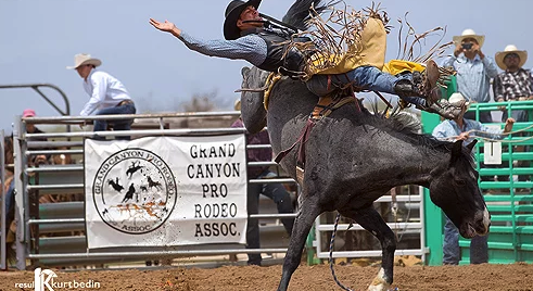 Grand Canyon Pro Rodeo Association & Little Delbert Days