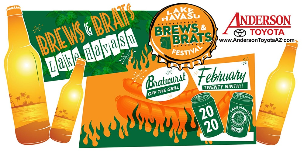 Lake Havasu Brews & Brats Festival